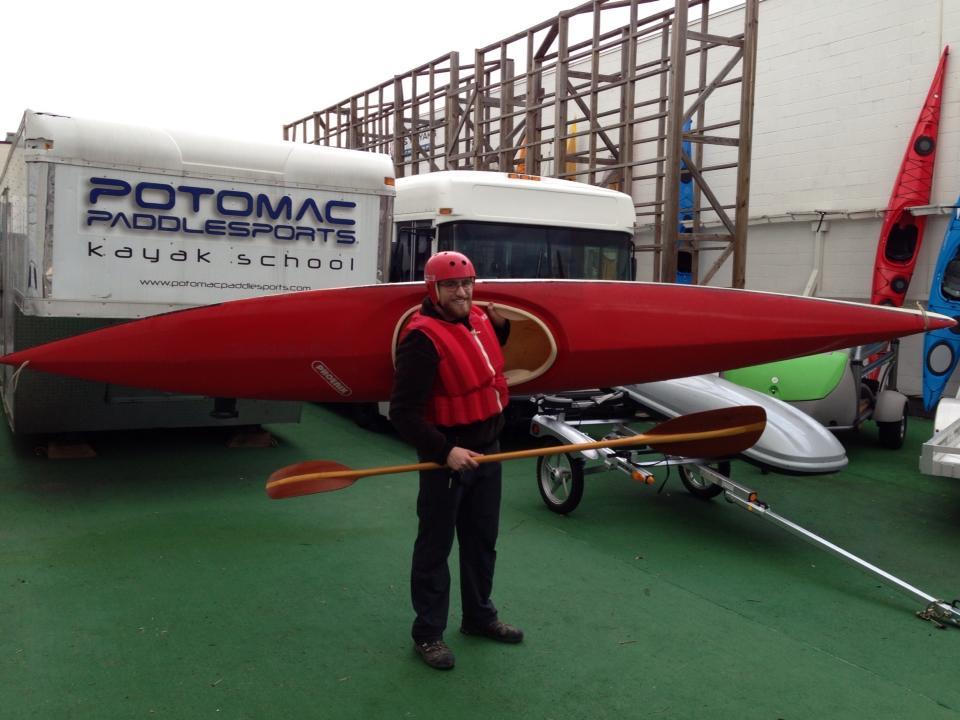Our Instructors - Kayak Kayaking Paddling Paddle Instruction