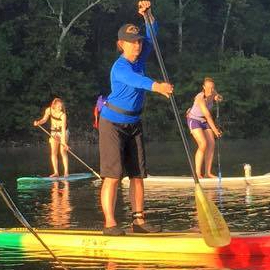 Stand up paddle lesson package